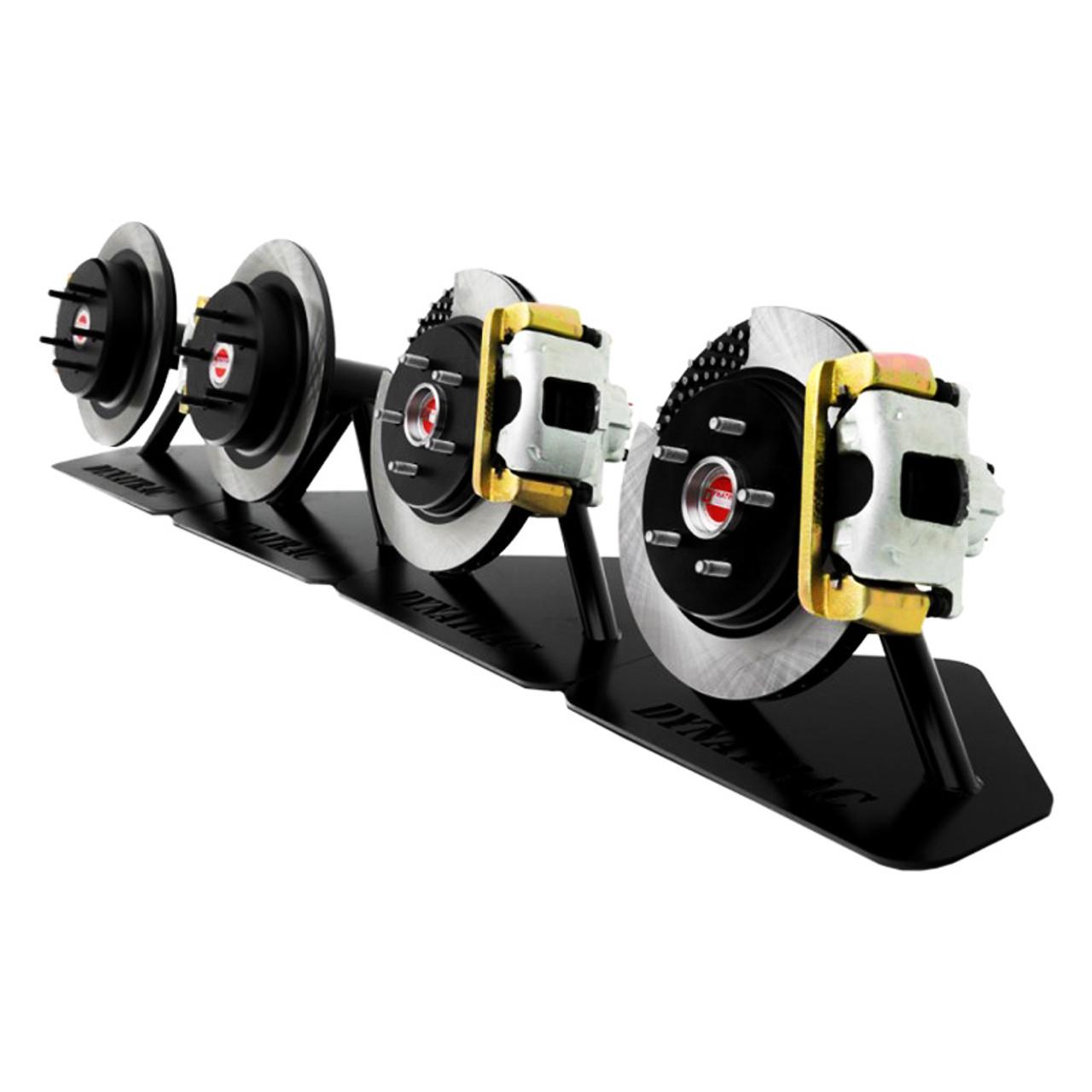 Dynatrac ProGrip Brake System (Wrangler JK 2007-2018)