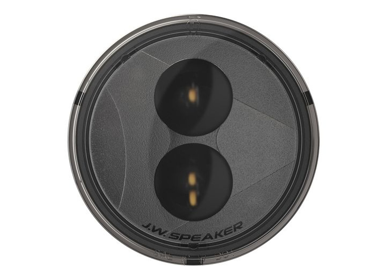 JW Speaker 0346503 Smoked Turn Signal Kit for Jeep Wrangler JK