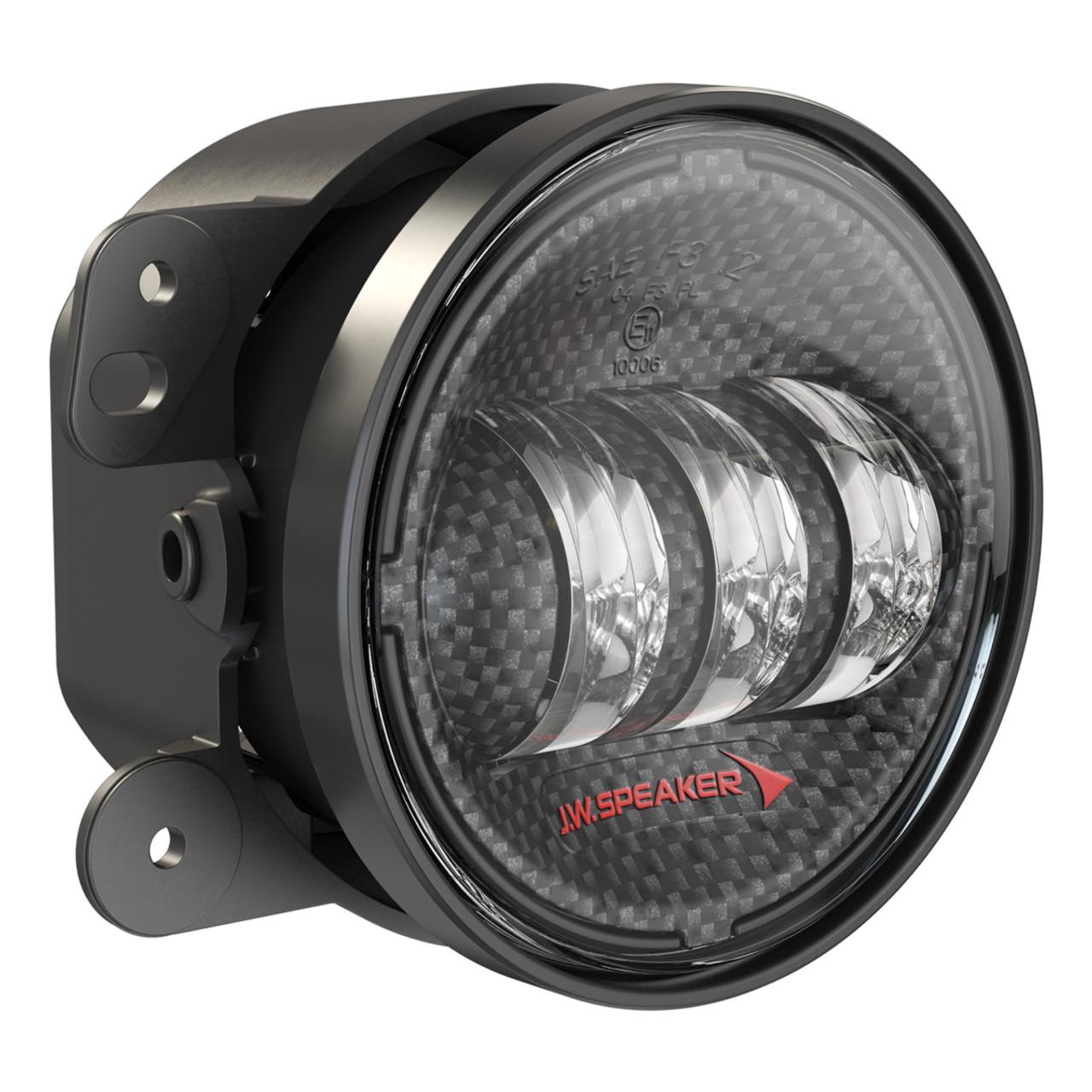 JW Speaker 0554413 Model 6145 J2 Series Fog Light Pair for Jeep Wrangler JK