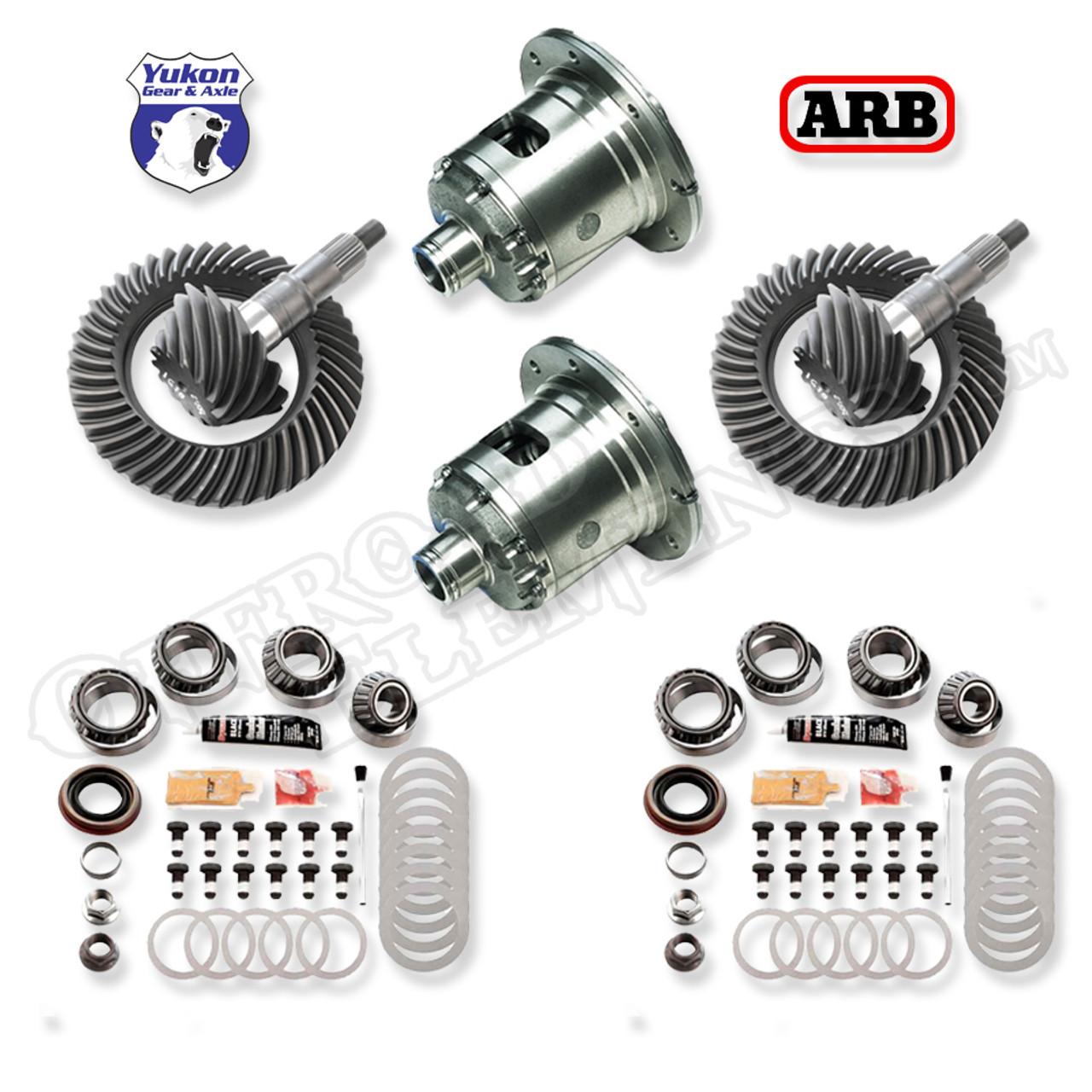 ARB and Yukon Gear & Lock Package