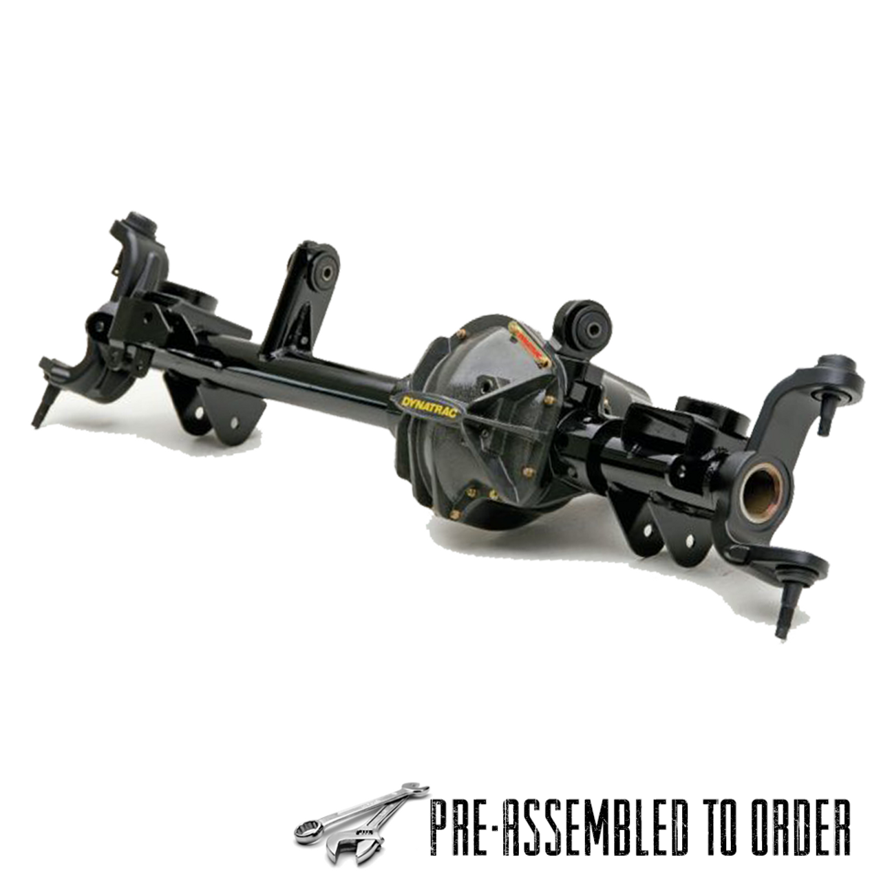 Dynatrac JK44-1X3010-X-ASSEM Prorock 44 Axle Assembly for Jeep Wrangler JK 2007-2018