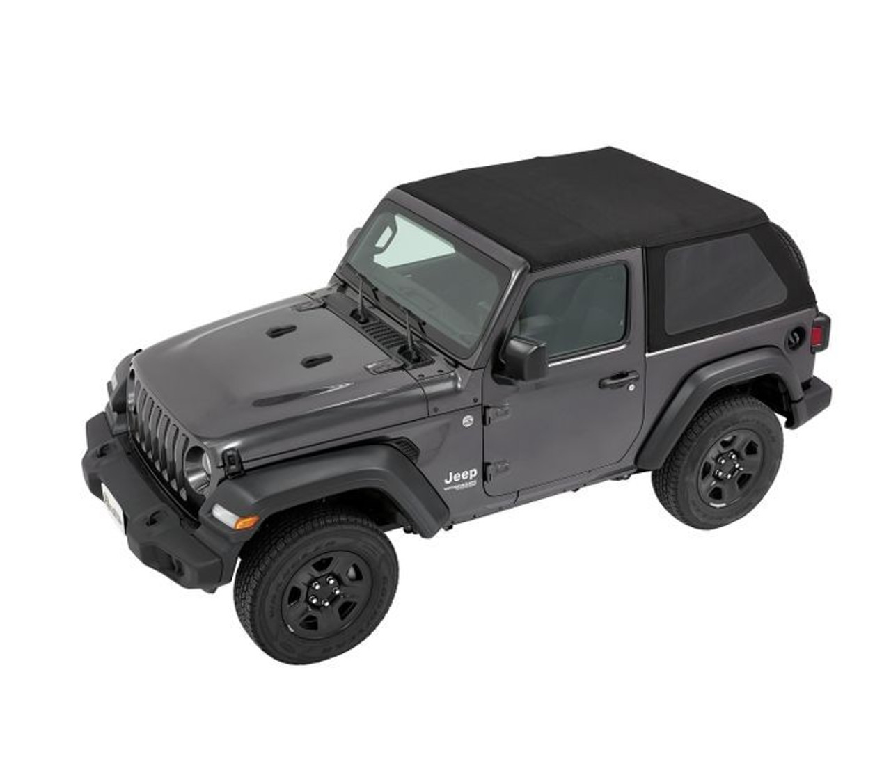 Jeep Wrangler Soft Top >> Bestop Trektop Nx Soft Top 2 Door Wrangler Jl 2018