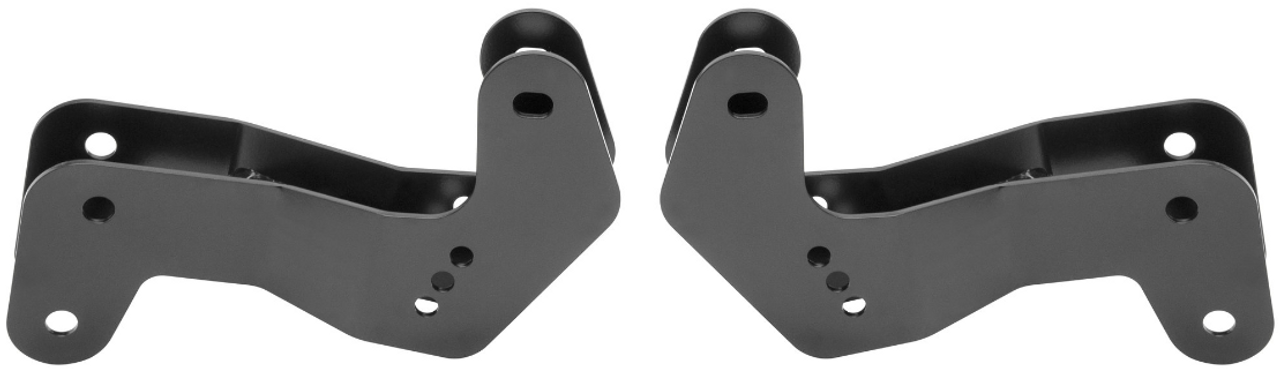 Rancho RS62118B Geometry Correction Brackets for Jeep Wrangler JL 2018+