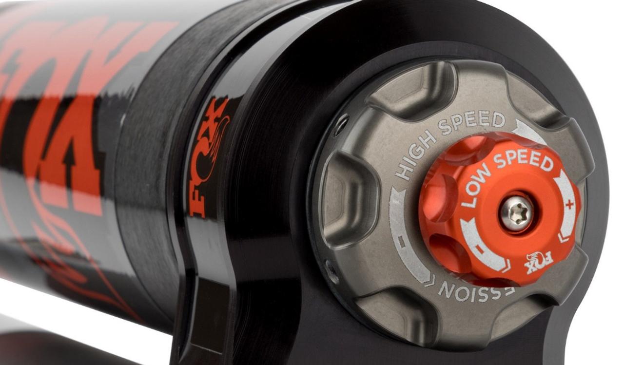 Fox 883-26-053 Factory Race Series 2.5 Reservoir Rear Adjustable Shocks for Jeep Wrangler JL 2018+