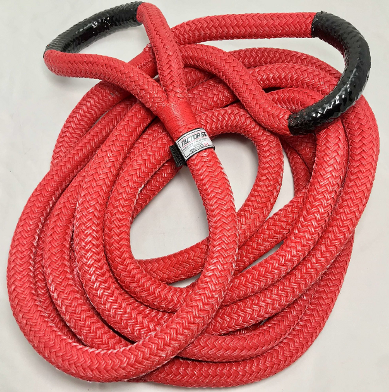 """Factor 55 00068 Extreme Duty Kinetic Energy Rope 7/8"""" x 30'"""