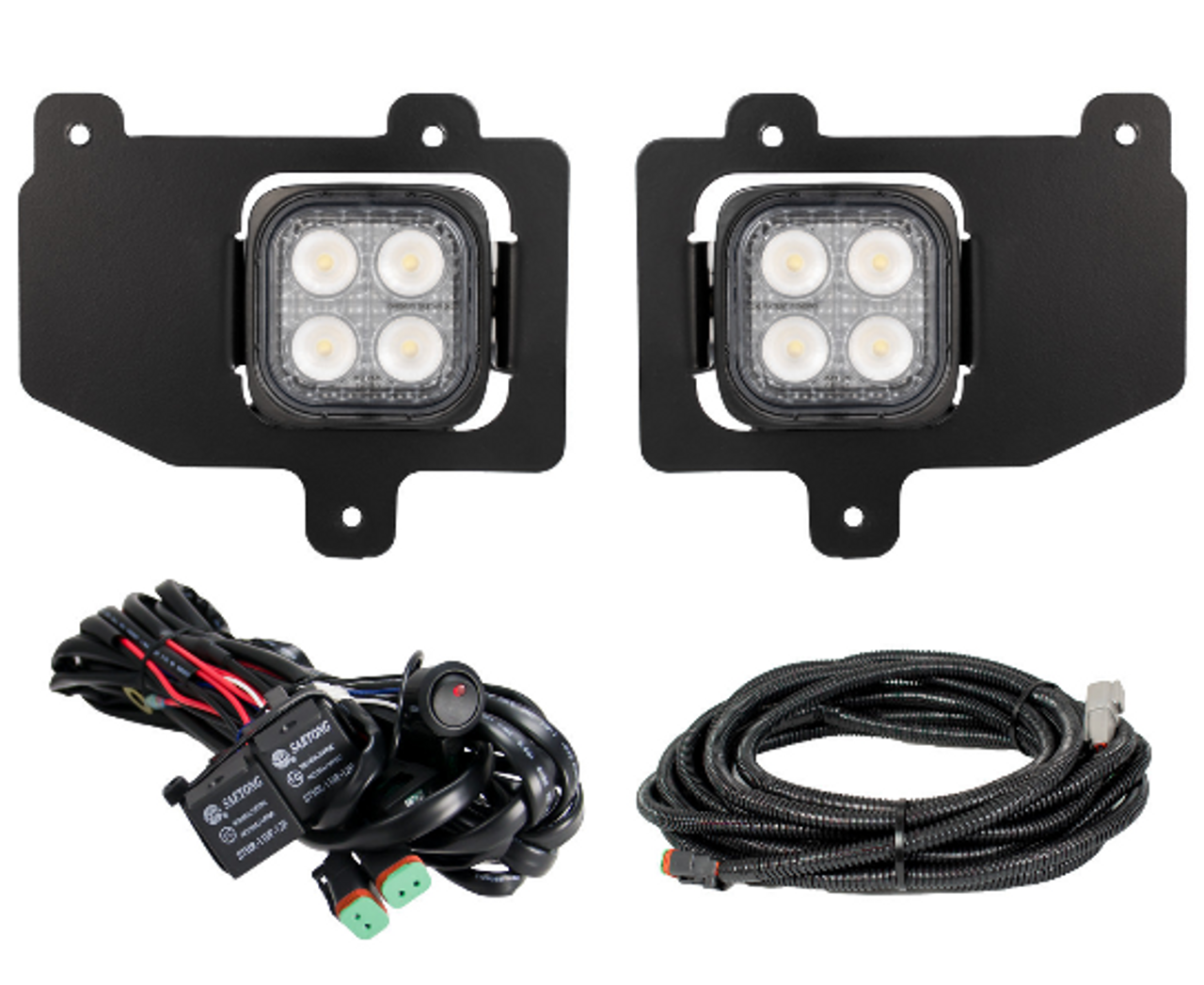 Vision X 5691202 Reverse Light Kit for Jeep Gladiator JT 2020+