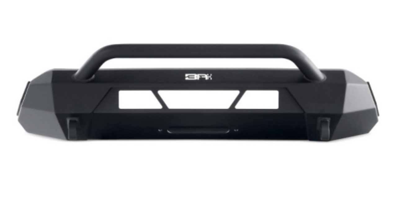 Body Armor TC-19339 HiLine Series Front Bumper for Toyota Tacoma Gen 3 2016+
