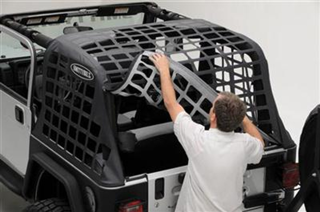 Smittybilt C.RES Cargo System for Jeep TJ