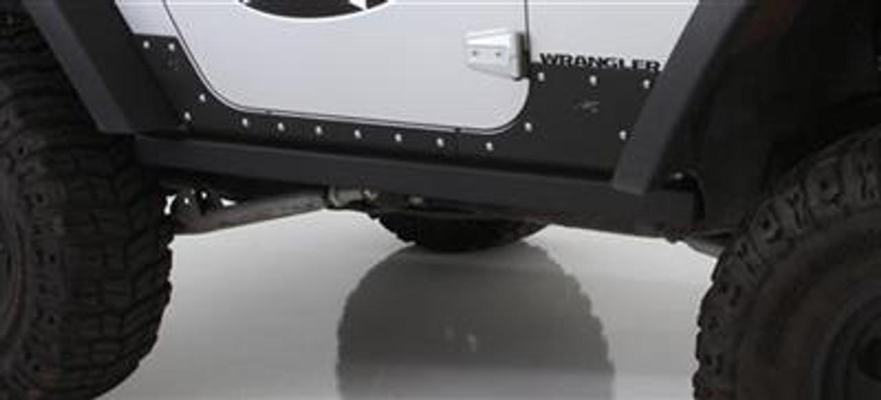 Smittybilt XRC Armor Body Cladding- 4 Door (Wrangler JK 2007-2018)