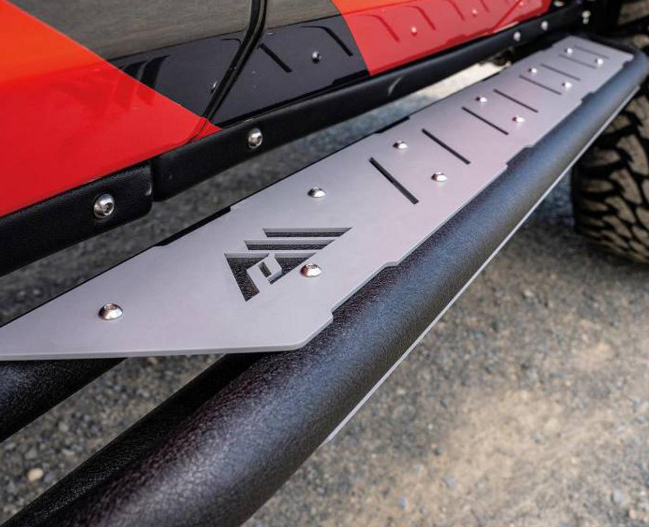Paramount Automotive 81-20601 Gen2 Tri-Tube Rock Sliders for Jeep Wrangler JL 2 Door 2018+