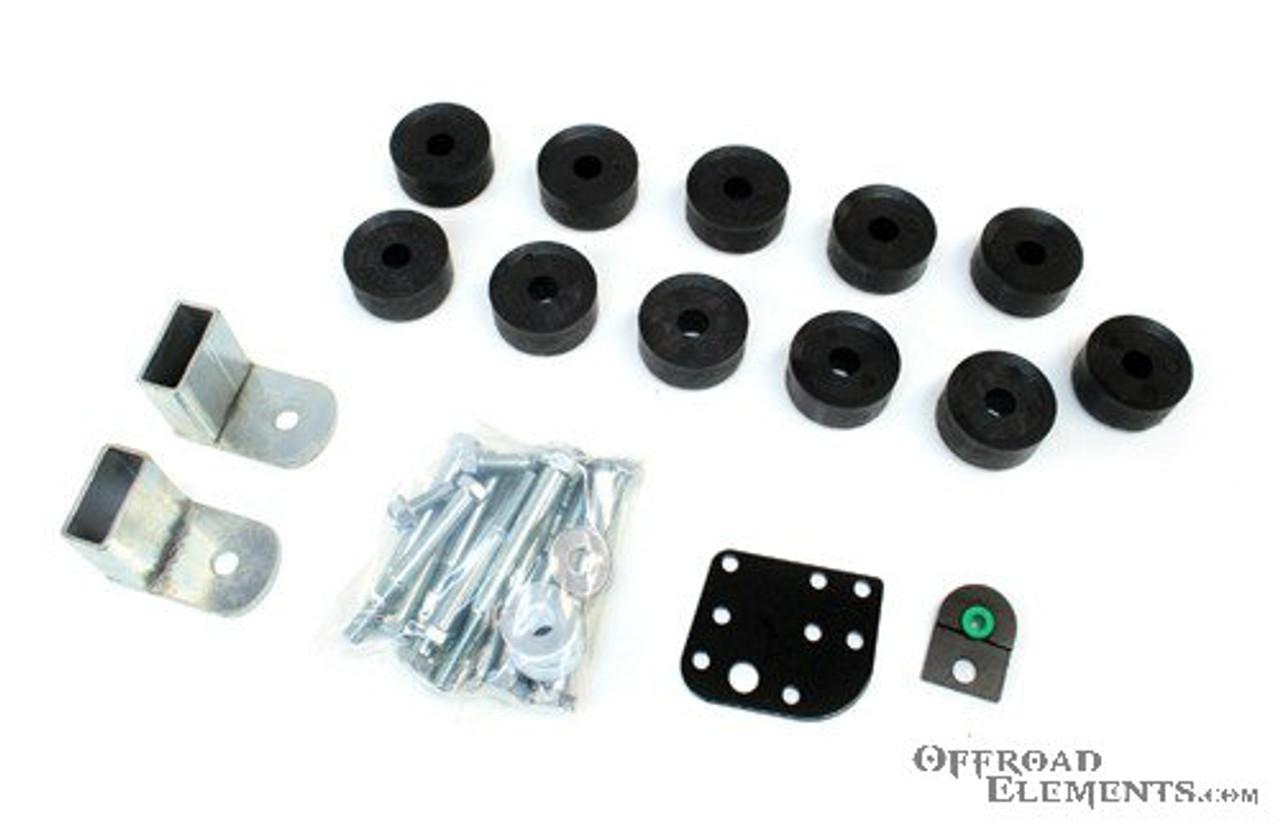 TeraFlex 1900103 1 Transfer Case Lowering Spacer Kit