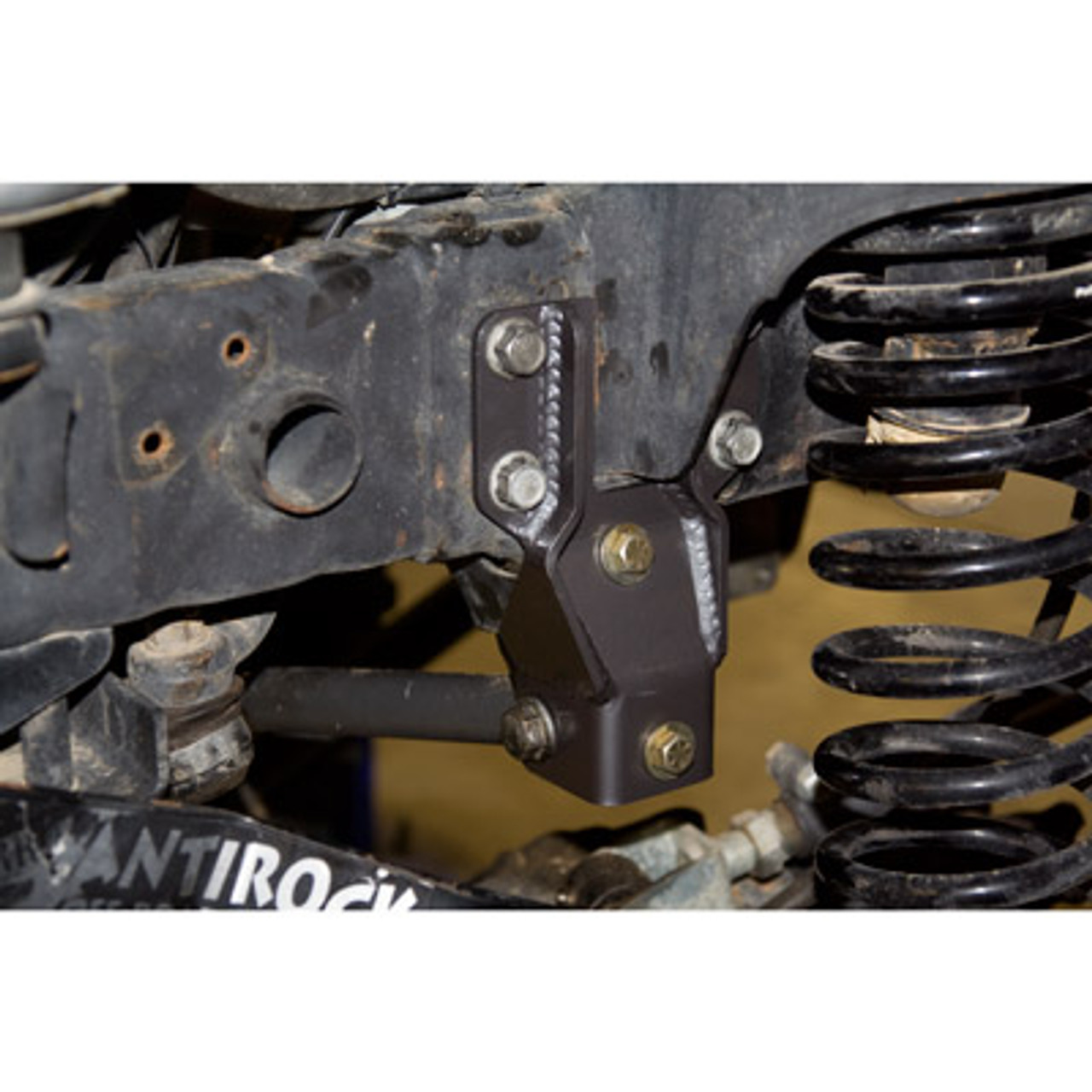 Synergy 8069-01 Front Track Bar Brace for Jeep Wrangler JK 2007+