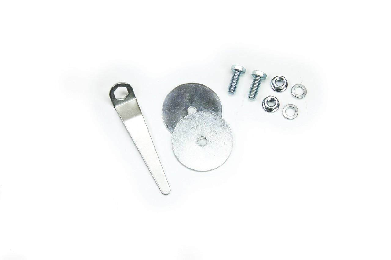 TeraFlex 4954300 Rear Lower Coil Spring Retainer Kit for Wrangler JK 2007+