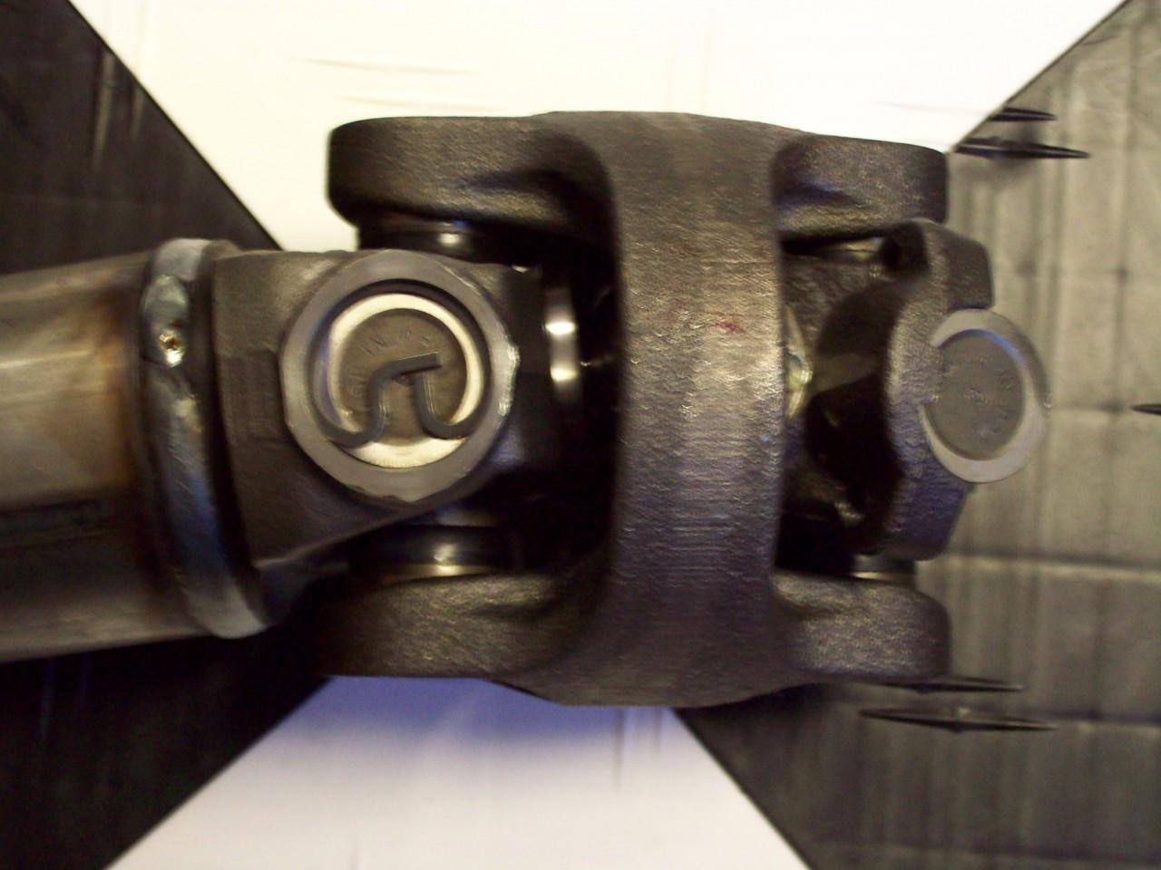 Adams Driveshaft TJ-F-1310-CV Front 1310 CV Driveshaft for Wrangler TJ Non-Rubicon 1997-2006