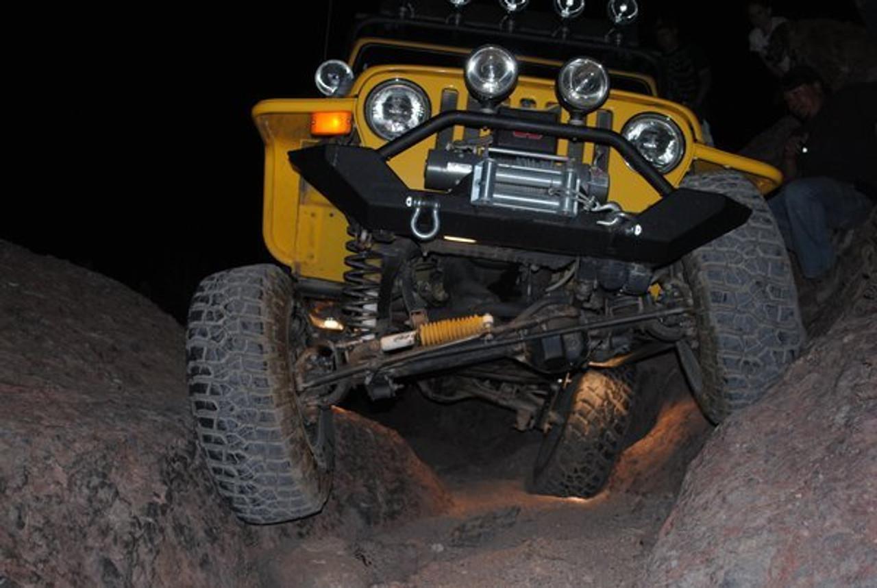 Adams Driveshaft 1330 Front CV Driveshaft Rubicon for Wrangler TJ 1997-2006 TJ-F-1330-CV