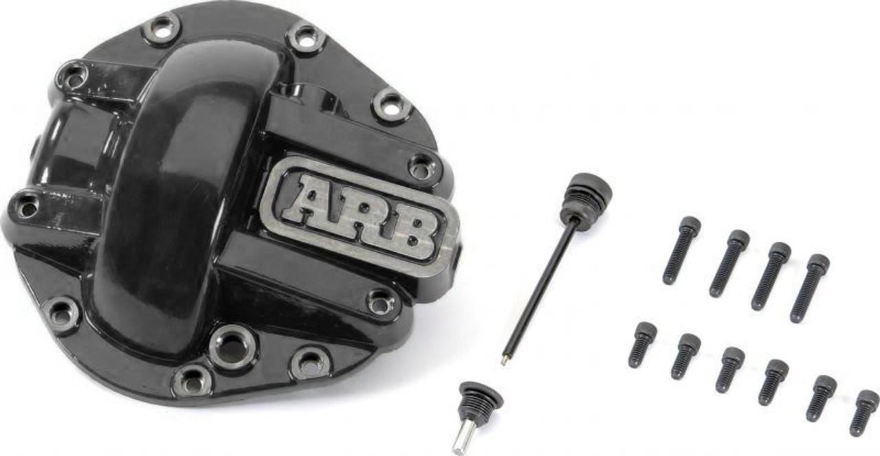 ARB Diff Cover & Lube Locker Special - Black