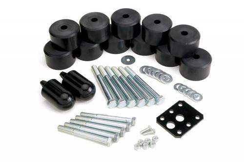 """JKS 9904 1.25"""" Body Lift Kit for Wrangler TJ 97-06"""