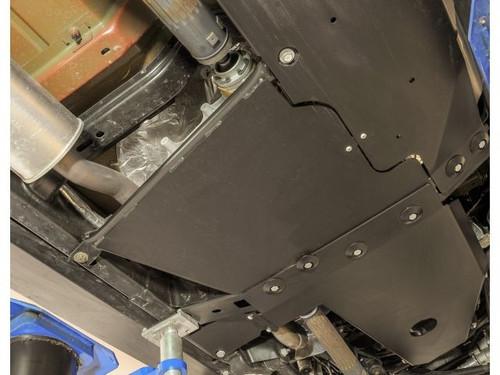 T-Case Skid Plate for JK