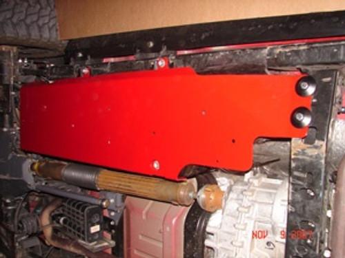 Rock Hard 4x4 RH-6042 Gas Tank Skid for 2 Door