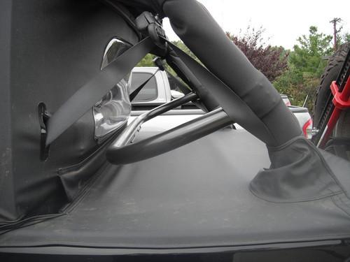 Rock Hard 4x4 Rear Bench Harness Bar JK 4 Door