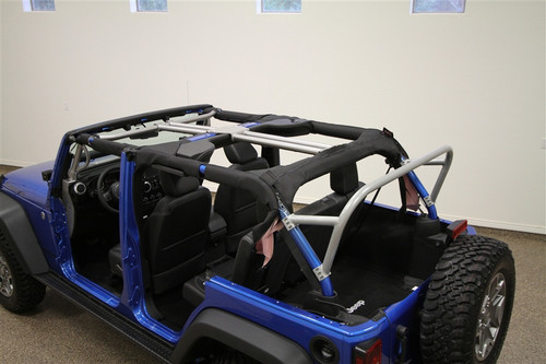 Rock Hard 4x4 Third Row/Accessory Mount JK 4 Door