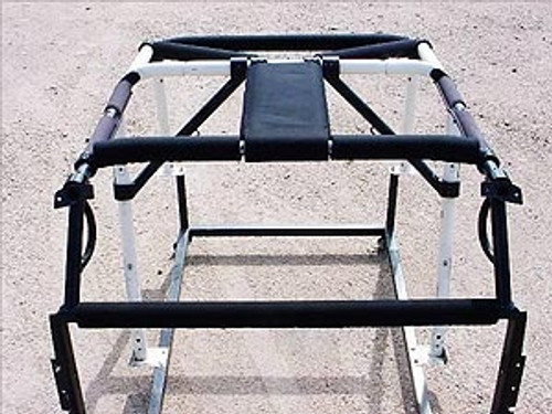 Rock Hard 4x4 Padding Kit for Overhead T Section JK