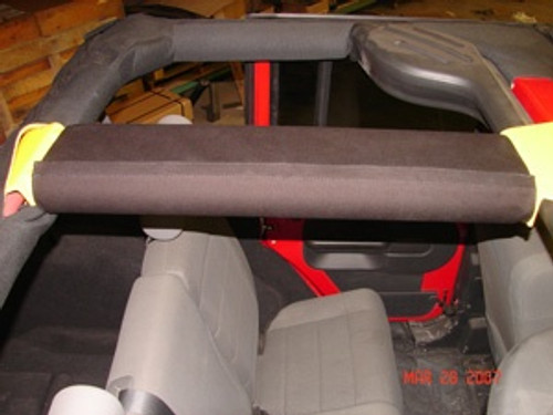 Rock Hard 4x4 Padding Kit for Rear Overhead Center Bars