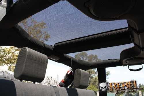 JK 2 Door Padding Kit for Rear Overhead Center Bars