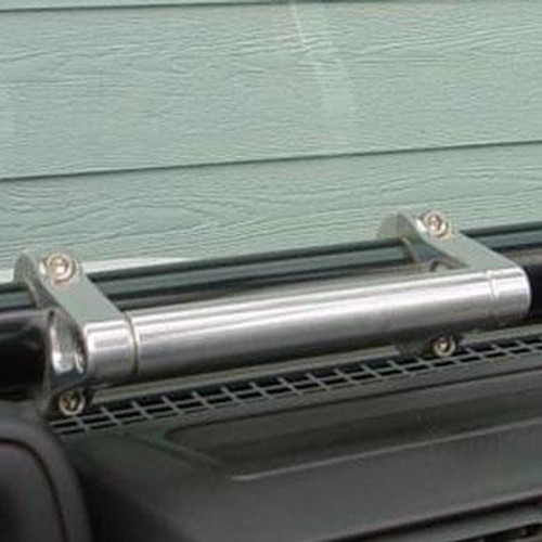 "Rock Hard 4x4 12"" Aluminum Grab Handle"
