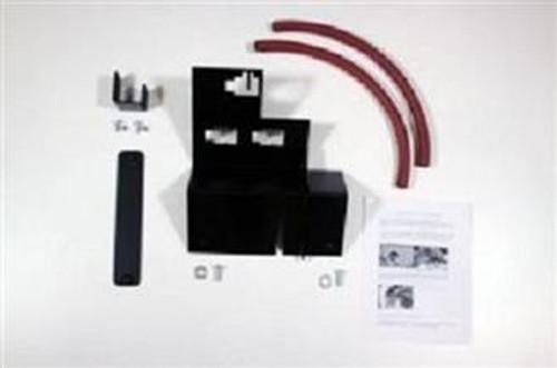 Rock Hard 4x4 RH-6005-B Evaporation Canister Reloc. Kit for JK 2012+