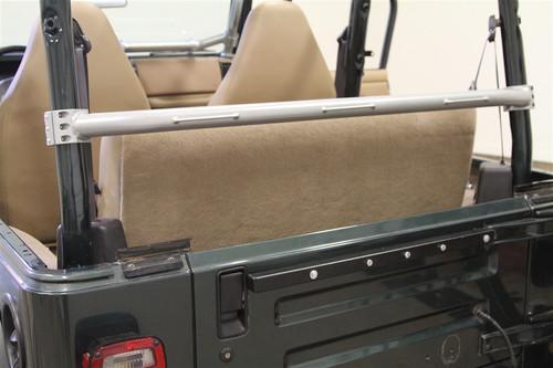Rear Seat Harness Bar w/ Welded Harness Loops for TJ