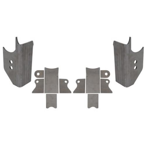 JK Weld-On Rear Lower Control Arm Axle Bracket Kit