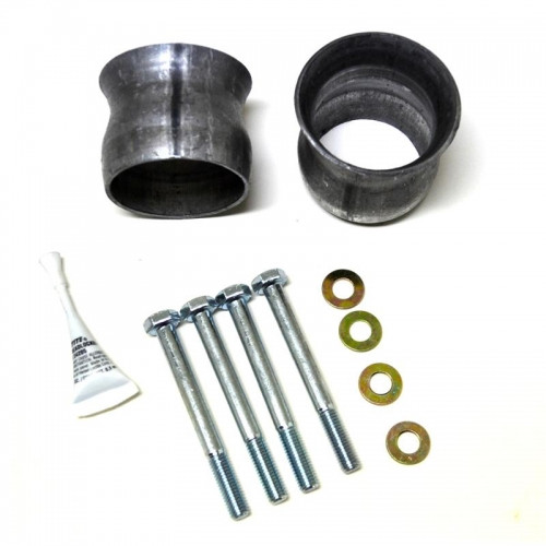 Synergy 5017 Exhaust Spacer Kit for JK 2012+