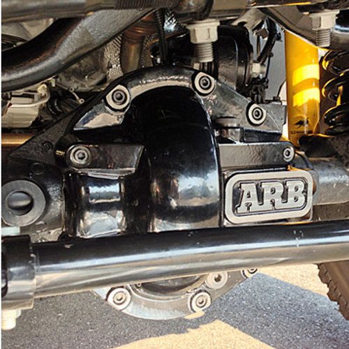 ARB Differential Cover for Dana 44 in Black