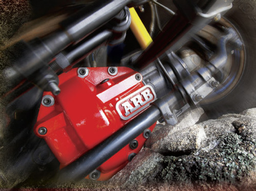 ARB Differential Cover for Dana 30 in Red