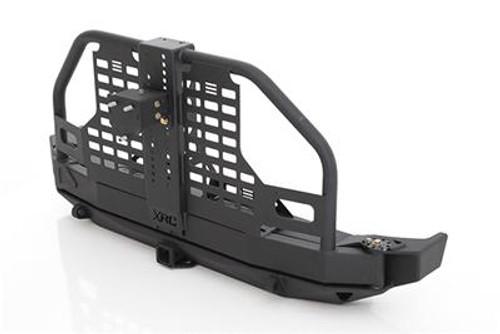 Smittybilt 76896 XRC Atlas Bumper with Tire Carrier