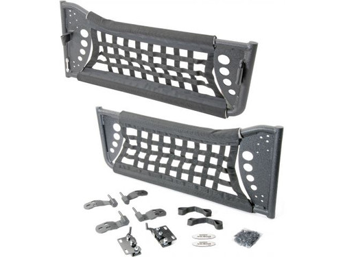 Body Armor 4x4 Gen III Trail Doors and Hardware for Wrangler TJ/LJ