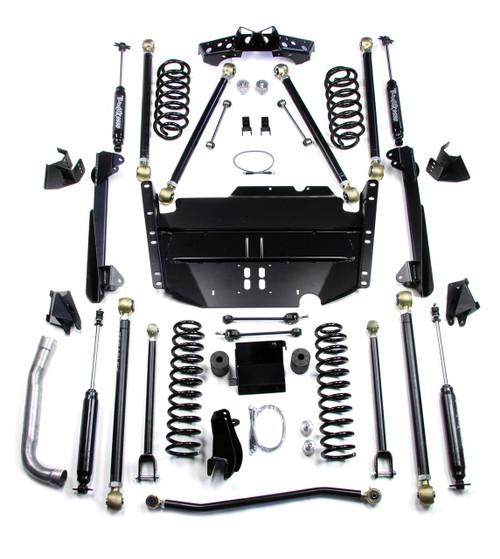 "TeraFlex 1249575 5"" Pro LCG Lift Kit with 9550 Shocks for Jeep Wrangler TJ 1997-2006"