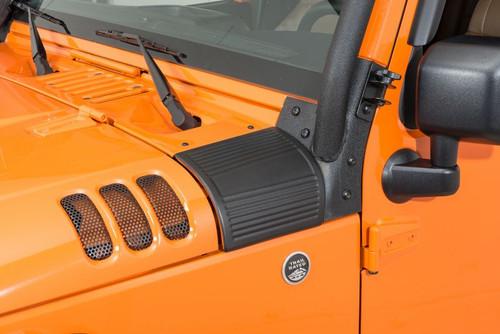 Rugged Ridge 11651.18 Cowl Body Armor for Jeep Wrangler JK 2007-2016