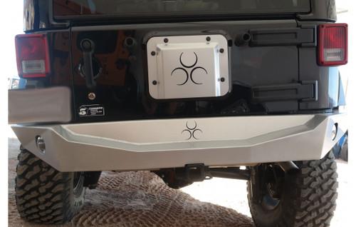 Nemesis Industries Odyssey Rear Bumper for JK