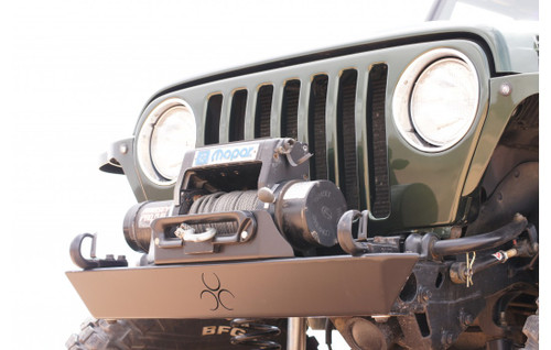 Nemesis Industries Front Crawler Bumper for Jeep TJ & LJ