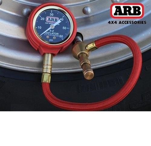 ARB E-Z Deflator Kit in Use