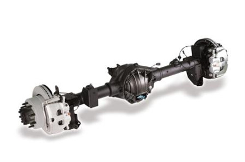 Dana Spicer Ultimate 60 Rear Axle Assembly Side View for JK