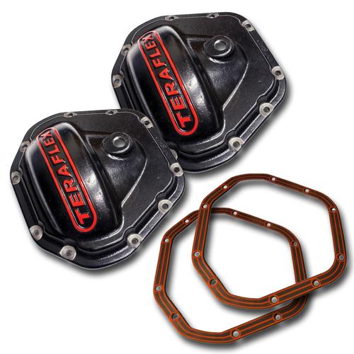 TeraFlex Diff Cover and Lube Locker Combo Kit