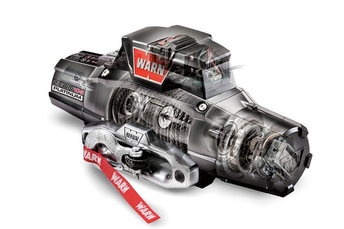 Inside Look at WARN ZEON 12 Platinum Winch