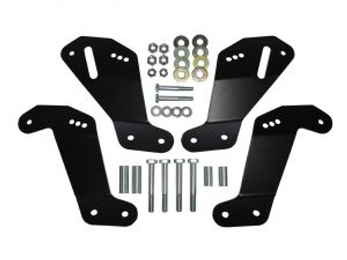 AEV Geometry Correction Front Control Arm Drop Brackets and Hardware