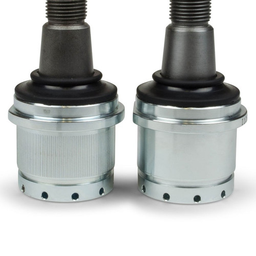 Dynatrac Heavy Duty Knurled Ball Joints vs. Non-Knurled for Jeep JK