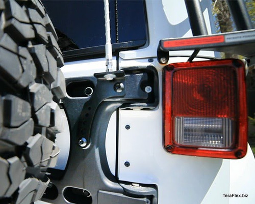 TeraFlex HD Carrier CB Antenna Mount for Wrangler JK