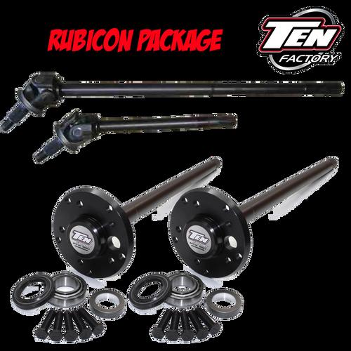 Rubicon Ten Factory Full Front & Rear Axle Package
