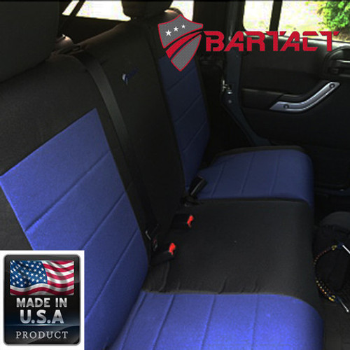 Bartact Rear Bench Seat Cover JK 4 Door 11-12